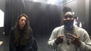 Interview with Kenrick Sandy & Lara McCabe | Home Made - YouTube
