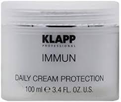 KLAPP IMMUN DAILY CREAM PROTECTION 100ml ... - Amazon.com