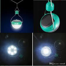 best outdoor solar lamps solar camping lantern 7led lighting bulb solar hanging lights camping lights reading light waterproof portable lanterns under 6 04