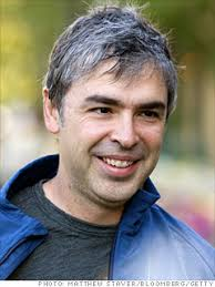 Larry Page, Google's CEO. Larry Page took the reins as CEO at Google on April 4. Google's (GOOG) general counsel Kent Walker portrayed the acquisition as a ... - larry_page