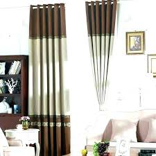 gray and brown curtains semi opaque anthracite grey blackout curtain in w x walls n multi colored gray and brown curtains