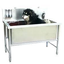 pet bathtub pet bathtub stainless steel dog bathtub pet kitty dog bath bathing beauty bath pet bathtub