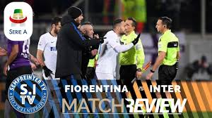 Fiorentina - Inter Review (3 - 3) THAT WAS NOT HANDBALL! - YouTube