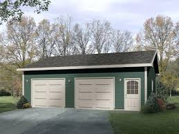 this over sized auto lift garage plan has ten foot walls with a this over sized x 7 garage door screen with windows 8 foot