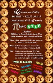 pi day invitation minnesota rising youre invited pi day