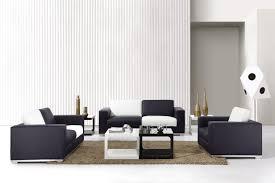 White Living Room Design Living Room Inspiring Black And White Interior Design For Small