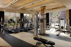 The Gym inside Trilogy Noma!