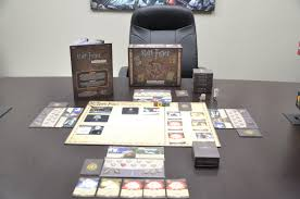 harry potter hogwarts battle review tv deckbuilding has a certain nature to it that is uniform across all games and this is no exception the only real difference is the cooperative element