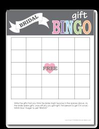 Wedding Bingo Words Printable Bridal Shower Bingo Cards Print From Home