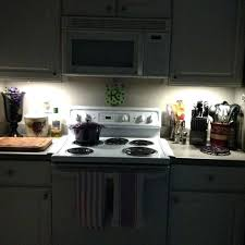 under cabinet lighting battery aesthetic lights for under kitchen cabinets battery operated using battery operated led