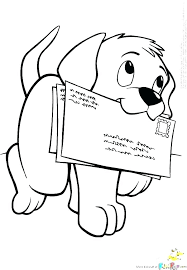 Dog Coloring Pages Free Dog Coloring Page Dog Coloring Pages Dog