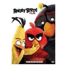 DVD ANGRY BIRDS FILM