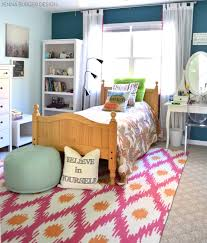 turquoise bedroom furniture. Teen Room Makeover With Colors Of Mint, Turquoise, And Fuchsia + Layers Texture Turquoise Bedroom Furniture P