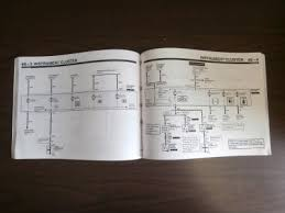 1997 ford aspire electrical wiring diagrams troubleshooting manual klc please check my other auctions and store for more tractor and equipment parts and service manuals email me any specific needs