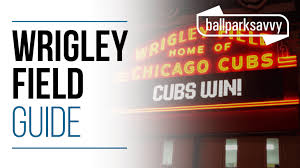 Wrigley Field Guide Where To Park Eat And Get Cheap Tickets