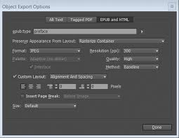 work with frames and objects in indesign