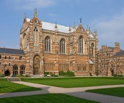 university of oxford chapel of keble college one of the constituent colleges of the university of oxford