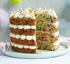 Funfetti Cake Recipe Bbc Good Food