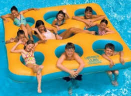 pool floats for kids. Simple Kids Inflatable Labyrinth Pool Island For Kids Throughout Floats For