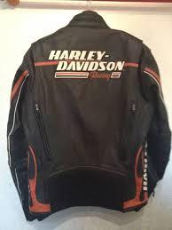 harley davidson screaming eagle leather jacket