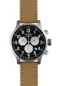 filson men s mackinaw field chronograph quartz watch nordstrom image of filson men s mackinaw field chronograph quartz watch