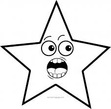 star colouring pages. Brilliant Colouring Stars Coloring Pages Pinterest  Star Page ViD4b Throughout Colouring L