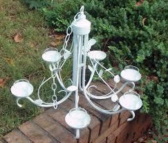 top 59 great creative of outdoor chandelier diy brilliant mesmerizing metal hanging outside candle indoor remodel