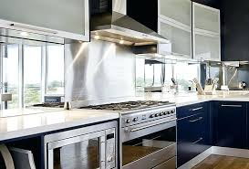 mirrored kitchen backsplash ideas mirror magic 2 mirrored kitchen backsplash diy