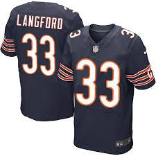 Chicago Elite Men's Langford Bears Jeremy