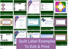 Free Quilt Patterns to Print | Virtual Quilt Labels Plus CD, Label ... & Free Quilt Patterns to Print | Virtual Quilt Labels Plus CD, Label Clipart  for Quilter's Adamdwight.com