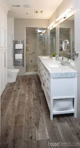 Bathroom design: Solving the space dilemma. Wood Floor ...