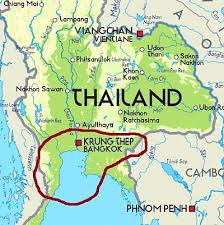 Thailand Climate Chart Thailand Climate Average Weather Temperature