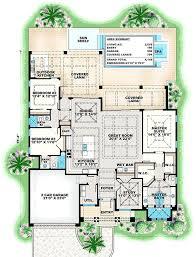modern luxury house plan luxury homes floor