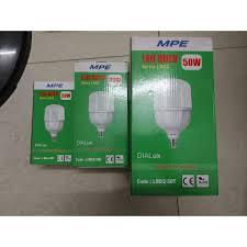 ĐÈN LED BULB 20W , 30W , 50W MPE chính hãng 63,550đ