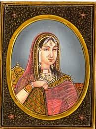 jodha the mughal empress the blog jodha akbar mughal miniature painting handpainted moghul empire