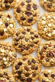 Grain free oatmeal raisin cookies: No Flour Cookies 6 Delicious Flavors The Big Man S World