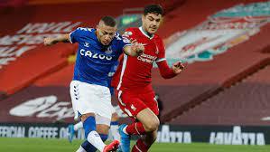 Liverpool forması giyen Ozan Kabak'ın Everton maçı performansı