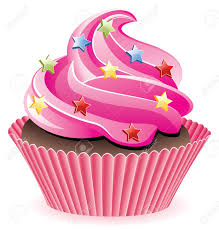 cupcakes with sprinkles clipart. Perfect Clipart To Cupcakes With Sprinkles Clipart A