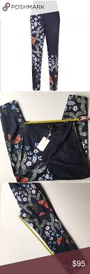 Nwt Ted Baker London Kyoto Leonna Pant This Brand Has A