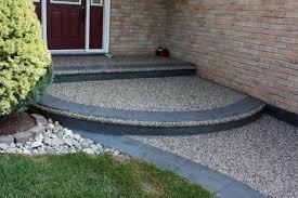 exposed aggregate master concrete