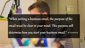 Starting A Business Email Openings For Formal Semi Formal