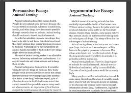 example of argumentative essay on animal testing view larger  pro example of argumentative essay on animal testing