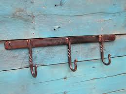 Cowboy Coat Rack Wall Mount Coat RackRustic Coat Rack Farmhouse Coat Rack 34