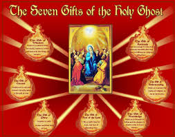 the gifts and fruit of the holy spirit on the net