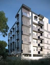 apartment design. Vijaya Sky Residency Modern Apartment Exterior Design \u2013 CAS
