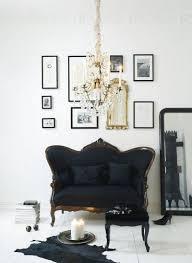 contemporary victorian furniture. a modern home in white with black baroque furniture the victorian design field contemporary