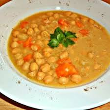 Greek Foodpinup Recipe Chickpea Hot Revithia Soup