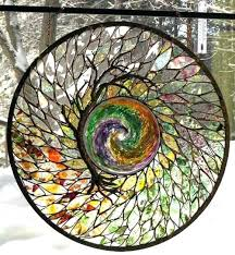 stained glass tree stained glass tree geode tree tribute stained glass artist stained glass tree painting