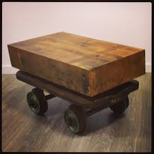 Industrial Coffee Table Cart Industrial Coffee Table Extraordinary League Contracting