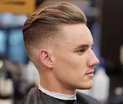 Coiffure Homme 2018 Blond